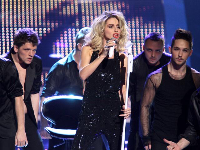Звезды и Мадонна