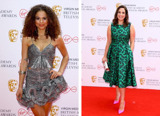 Найгірші образи зірок на BAFTA TV Awards 2021