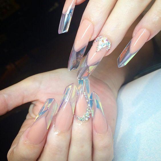 Хрустальные ногти