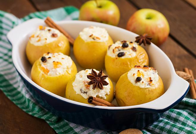 Що приготувати на католицький Святвечір: печені яблука
