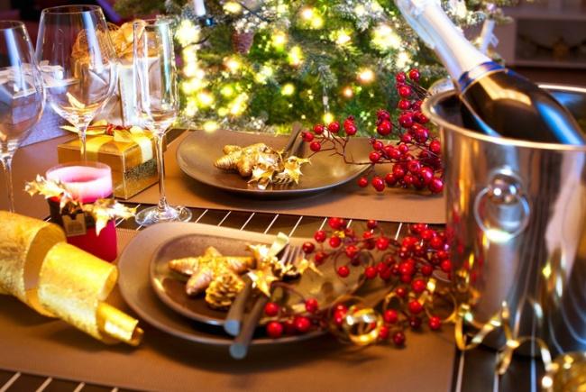Как не поправиться за новогодние праздники
