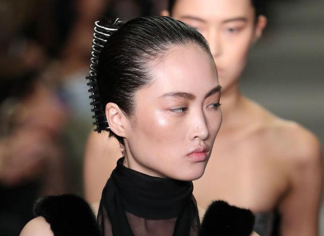 Краб для волосся