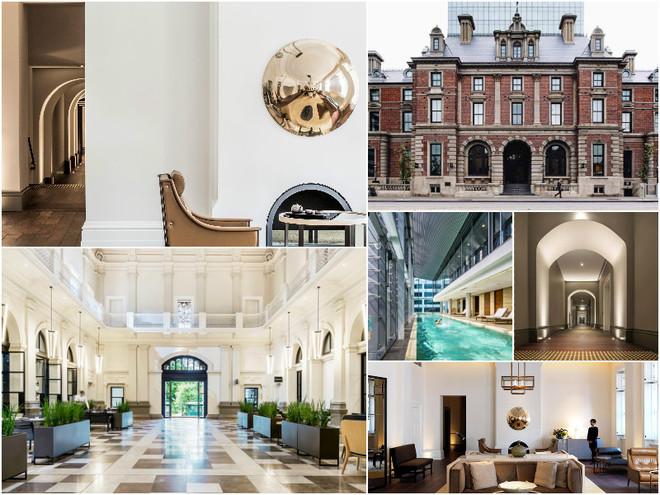 Лучшие новые отели мира