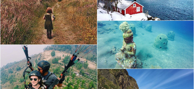 Follow me: 5 надихаючих Instagram-акаунтів тревел-блогерів