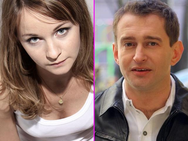 Костянтин Хабенський та Ольга Литвинова