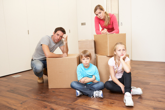 Семейный кризис