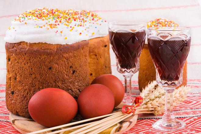 Рецепты куличей на Пасху: готовим праздничную выпечку и выбираем правильный кагор (фото)