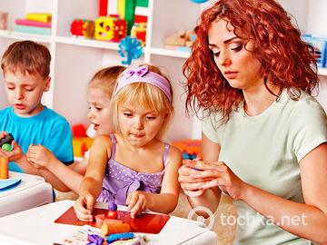 Адаптація дитини в дитячому садку: перший соціум