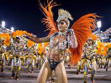 Карнавал в Ріо де Жанейро