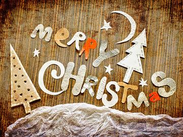 Открытки с Рождеством своими руками