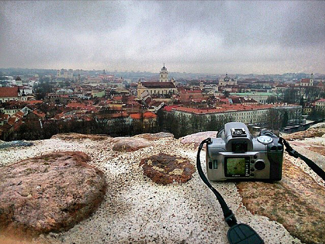 Достопримечательности Вильнюса в Instagram