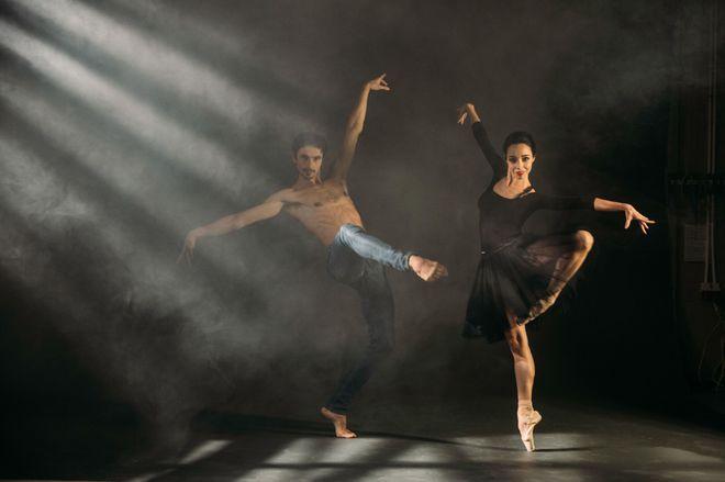 Прима-балерина Катерина Кухар проміняла пуанти на танцювальні туфлі