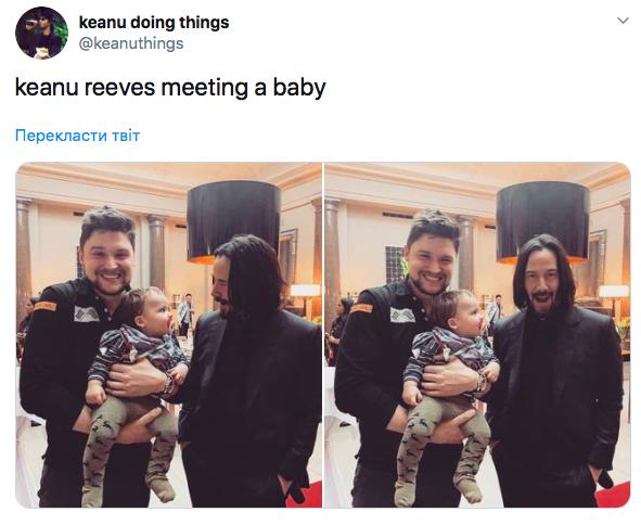 Киану Ривз: самые лучшие мемы