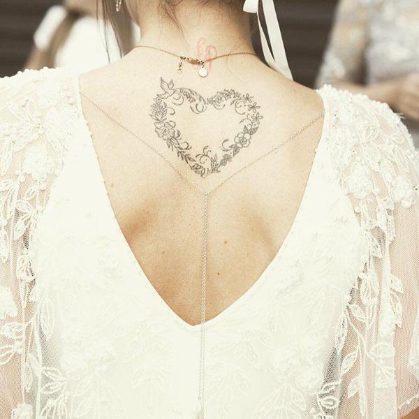 Свадебные татуировки