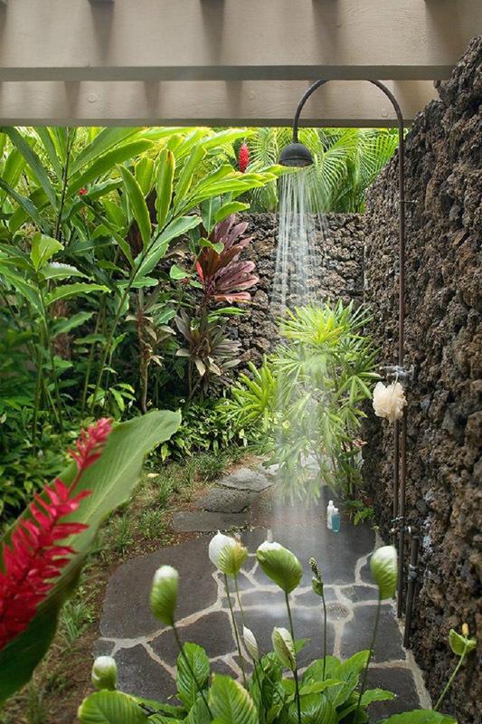 Літній душ: 20 прикладів