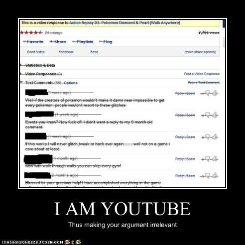 im youtube