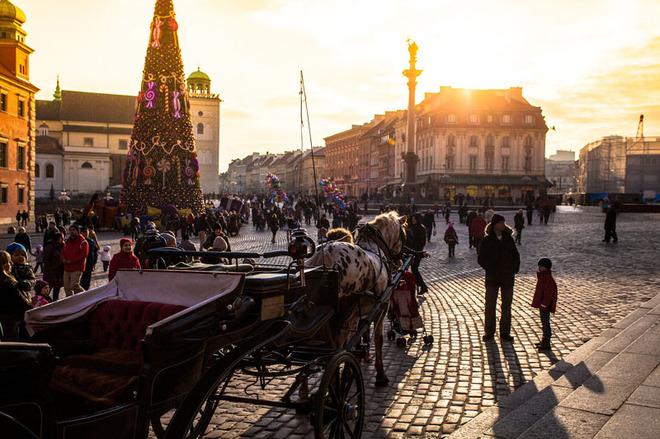 Подорожуємо по Польщі