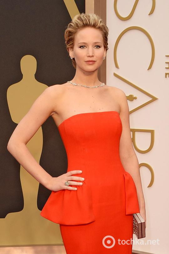 Оскар-2014, красная дорожка