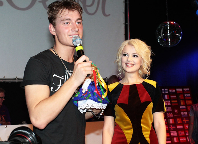 Русская вечеринка на Евровидении