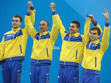 Форма украинской сборной - самая популярная на  Паралимпиаде 2016