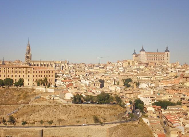 Серце Іспанії живе у Толедо
