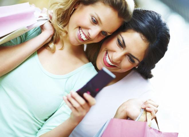Какие мобильные телефоны нужны женщинам