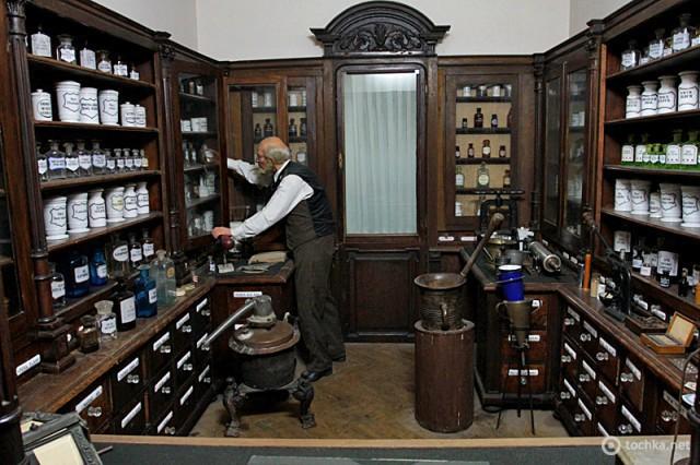 Музей медицины Украины, Киев