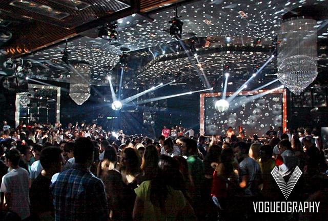 Достопримечательности Салоники: Ночной клуб Vogue