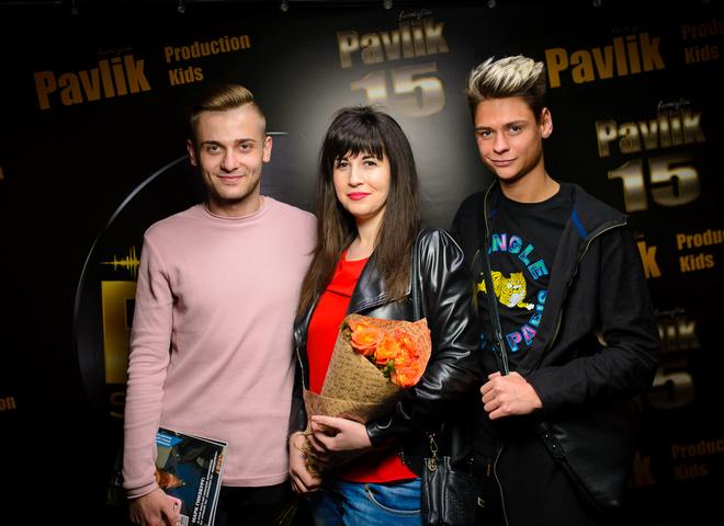 Олександр Павлік відкрив студію звукозапису в Києві
