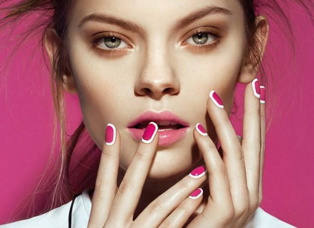 Історія лаку для нігтів