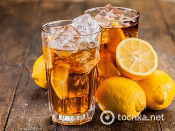 Холодний чай рецепти