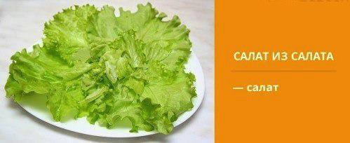 Гениальный рецепт салата на ужин