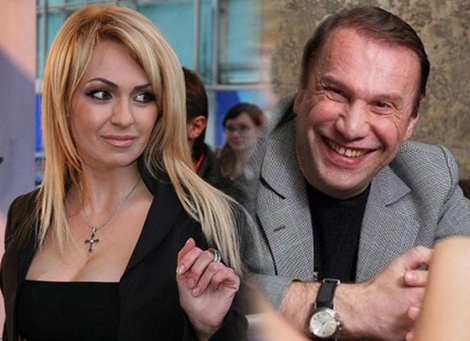 Яна Рудковська та Віктор Батурін