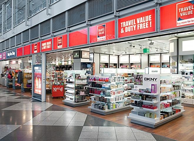 Дешевий duty free: Мюнхен