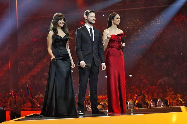 Перший півфінал Eurovision-2012