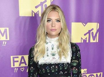 Эшли Бенсон на MTV Fandom Awards