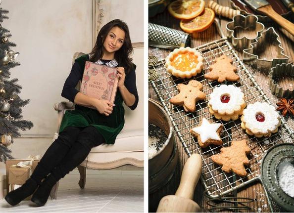 Рецепт песочного печенья от Илоны Гвоздевой