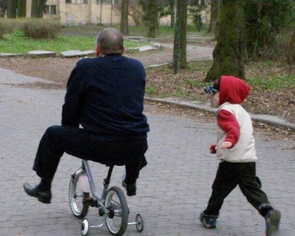 Первые 40 лет детства самые сложные в жизни мальчика