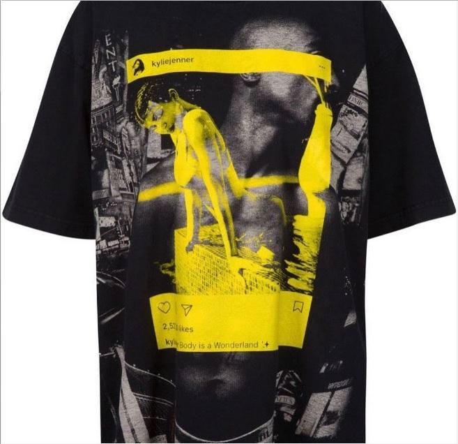 Скандальні футболки Kendall+Kylie