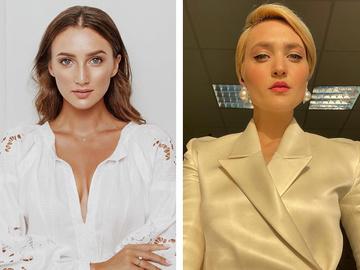Анна Ризатдинова и Вера Кекелия