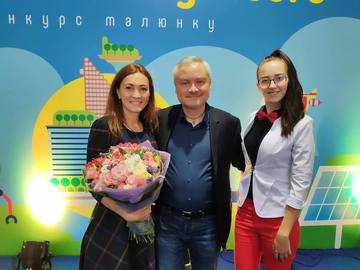 Фонд Янковского наградил финалистов VI конкурса детского рисунка
