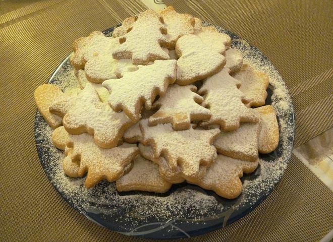 Пасхальное песочное печенье: рецепт от Натальи Сопит