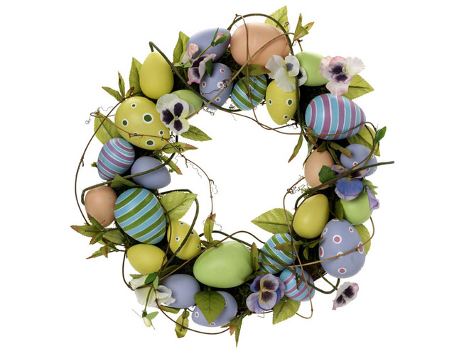 Декор на Великдень