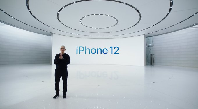 Айфон 12: презентація 2020