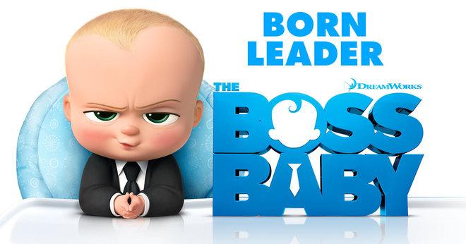 Что смотреть на неделе 20 - 26 марта в кинотеатрах: Беби Босс