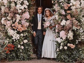 Весільна сукня принцеси Беатріс
