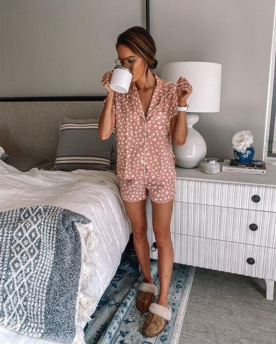 пижамы на лето
