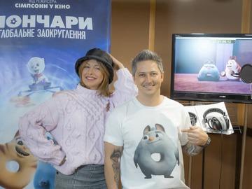 Олена Кравець та Олександр Педан