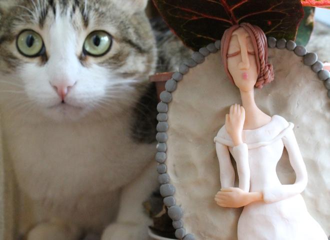 Картини з пластиліну: наївне мистецтво художниці Тетяни Лазарюк