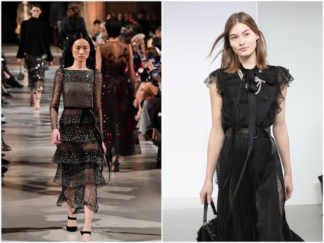 Платья весна 2018